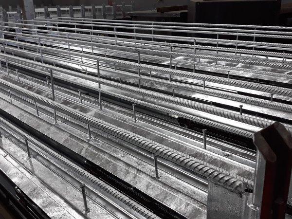 Proizvodnja metalnih konstrukcija sa antikorozivnom zaštitom