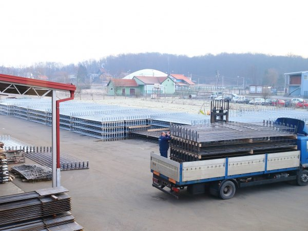 Proizvodnja metalni konstrukcija i dijelova u Zagrebu