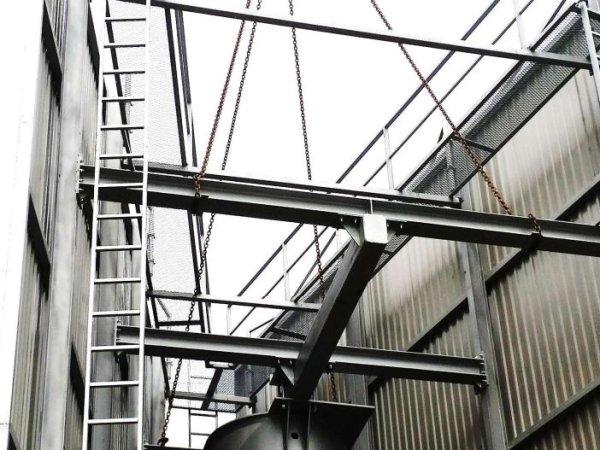 Izrada reklamnih stupova i billboarda prema normi EN 1090-2