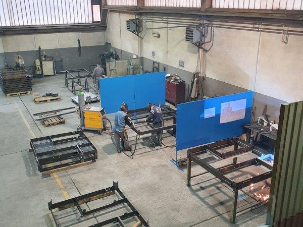 Proizvodnja metalnih dijelova i konstrukcija ISO 3834-2, ISO 15085, EN 1090-2